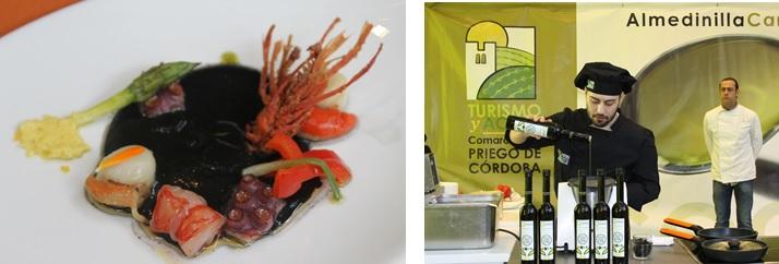 Concurso de Cocina en vivo Priego