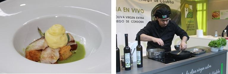 Concurso de Cocina en vivo Priego 2014